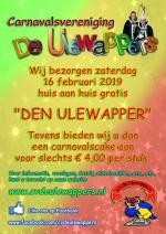 Carnavalskrant den Ulewapper