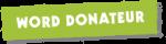 Donateursactie